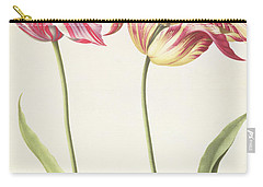 Tulips Carry-all Pouch by Nicolas Robert