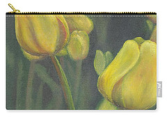 'tulips Stand' Carry-all Pouch