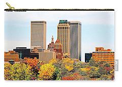 Tulsa Oklahoma In Autumn Carry-all Pouch