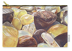 Tumbled Agates Carry-all Pouch