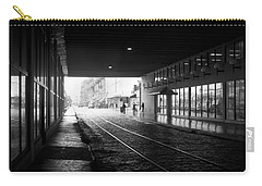 Tunnel Reflections Carry-all Pouch by Lynn Palmer