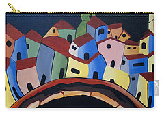 Tunnels Of Guanajuato Carry-all Pouch