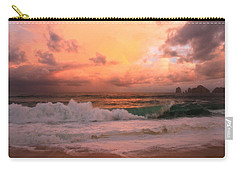 Carry-all Pouch featuring the photograph Turbulence  by Eti Reid