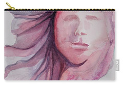 Turbulence Carry-all Pouch by Rachel Hames