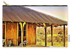 Carry-all Pouch featuring the photograph Turn Back Time by Wallaroo Images