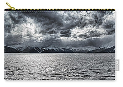 Turnagain Arm Storm Carry-all Pouch