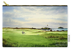 Turnberry Golf Course Scotland 12th Tee Carry-all Pouch