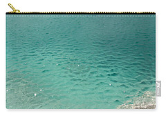 Turquoise Jewels Carry-all Pouch