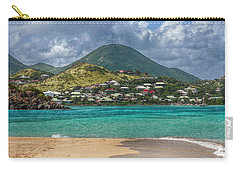 Carry-all Pouch featuring the photograph Turquoise Paradise by Hanny Heim