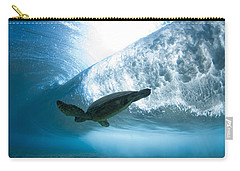 Turtle Clouds Carry-all Pouch