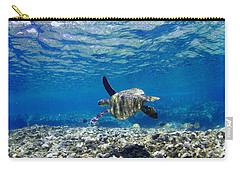 Turtle Cruise Carry-all Pouch