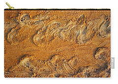 Turtle Tracks Carry-all Pouch by Paul Rebmann