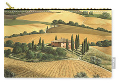 Tuscan Gold  Carry-all Pouch