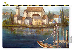 Tuscan Italian Paintings Carry-all Pouch