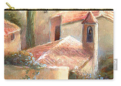 Tuscan Village Carry-all Pouch by Michael Rock