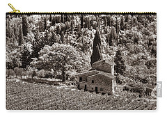 Tuscan Vinyard Carry-all Pouch