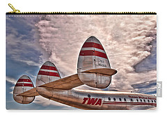 TWA Carry-all Pouch