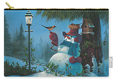 Tweet Dreams Carry-all Pouch