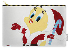 Tweety Christmas Carry-all Pouch