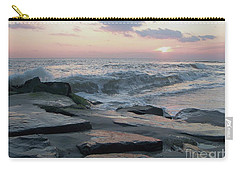 Twilight At Cape May In October Carry-all Pouch