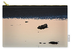 Twilight Heron Carry-all Pouch