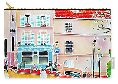 Twilight Montmartre Carry-all Pouch