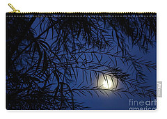 Twilight Moon Carry-all Pouch by Kerri Mortenson