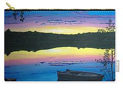 Twilight Quiet Time Carry-all Pouch by Norm Starks