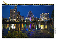 Twilight Reflections Carry-all Pouch by Dave Files