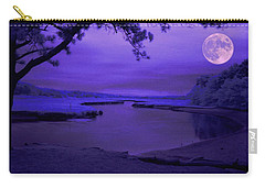 Twilight Zone Carry-all Pouch by Robert McCubbin