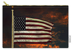 Twilight's Last Gleaming Carry-all Pouch by David Dehner