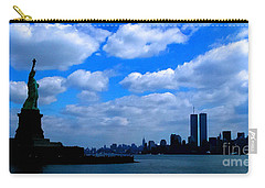 Twin Towers In Heaven's Sky - Remembering 9/11 Carry-all Pouch