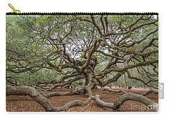 Twisted Limbs Carry-all Pouch