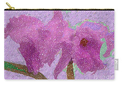 Two Hothouse Beauties Carry-all Pouch