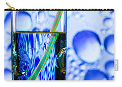 Two In Bubbles Carry-all Pouch by Edgar Laureano