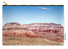 Two Layered Mountains Carry-all Pouch