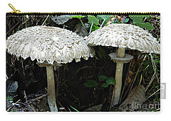 Two Magnificent Toadstools Carry-all Pouch