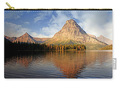 Carry-all Pouch featuring the photograph Two Medicine by Marty Koch