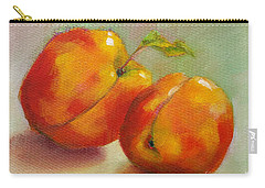 Two Peaches Carry-all Pouch