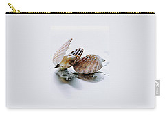 Two Scallops Carry-all Pouch