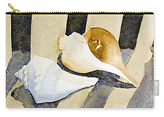 Two Shells Carry-all Pouch
