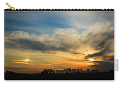 Two Suns Over Kentucky Carry-all Pouch