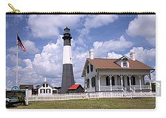 Tybee Island Light Carry-all Pouch