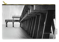 Tybee Island Pier Carry-all Pouch