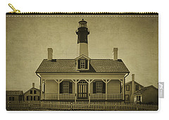 Tybee Lighthouse Carry-all Pouch