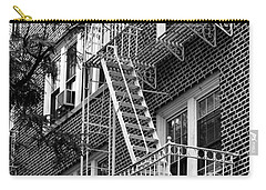 Typical Building Of Brooklyn Heights - Brooklyn - New York City Carry-all Pouch