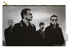 U2 Carry-all Pouch by Paul Meijering