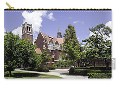 Uf University Auditorium And Century Tower Carry-all Pouch