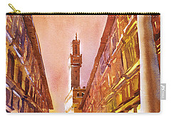 Uffizi- Florence Carry-all Pouch