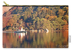 Ullswater Steamer Carry-all Pouch by Linsey Williams